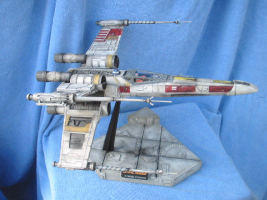 """MPC Star Wars """"X-Wing"""" Fighter 385812972"""