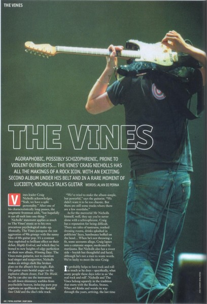 Vines magazine and newspaper articles (from the old forum) 53931235