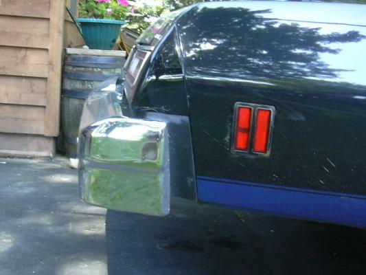 Sucking in the bumpers.  76 bu. 326889142