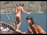 Family nudism. Naked nudists with their naked children. 1054629-thumb