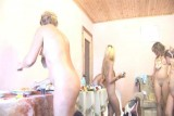 Family nudism. Naked nudists with their naked children. Happy_Birthday_Luiza! 1054709-thumb