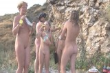 Family nudism. Naked nudists with their naked children. Happy_Birthday_Luiza! 1054719-thumb