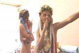 Family nudism. Naked nudists with their naked children. Happy_Birthday_Luiza! 1054722-thumb