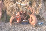 Family nudism. Naked nudists with their naked children. Happy_Birthday_Luiza! 1054742-thumb