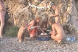 Family nudism. Naked nudists with their naked children. Happy_Birthday_Luiza! 1054743-thumb