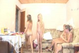 Family nudism. Naked nudists with their naked children. Happy_Birthday_Luiza! 1054775-thumb