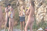 Family nudism. Naked nudists with their naked children. Happy_Birthday_Luiza! 1054787-thumb