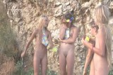 Family nudism. Naked nudists with their naked children. Happy_Birthday_Luiza! 1054790-thumb