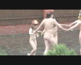 Family nudism. Naked nudists with their naked children. All Things Bare - And Beautiful 1054841-thumb