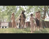 Family nudism. Naked nudists with their naked children. All Things Bare - And Beautiful 1054855-thumb