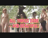 Family nudism. Naked nudists with their naked children. All Things Bare - And Beautiful 1054858-thumb