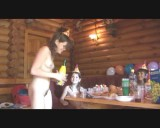 Family nudism. Naked nudists with their naked children. All Things Bare - And Beautiful 1054926-thumb