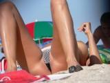 Spy young nude girls in beach 1053282-thumb
