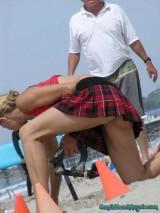 Spy young nude girls in beach 1053286-thumb