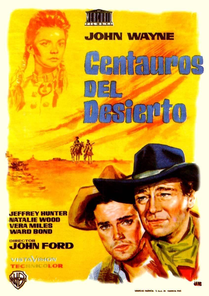 LISTA DE PELIS QUÉ MAS HAS VUELTO A VER EN TU VIDA Y SUELES SEGUIR HACIÉNDOLO - Página 2 Centauros_del_desierto-432717129-large
