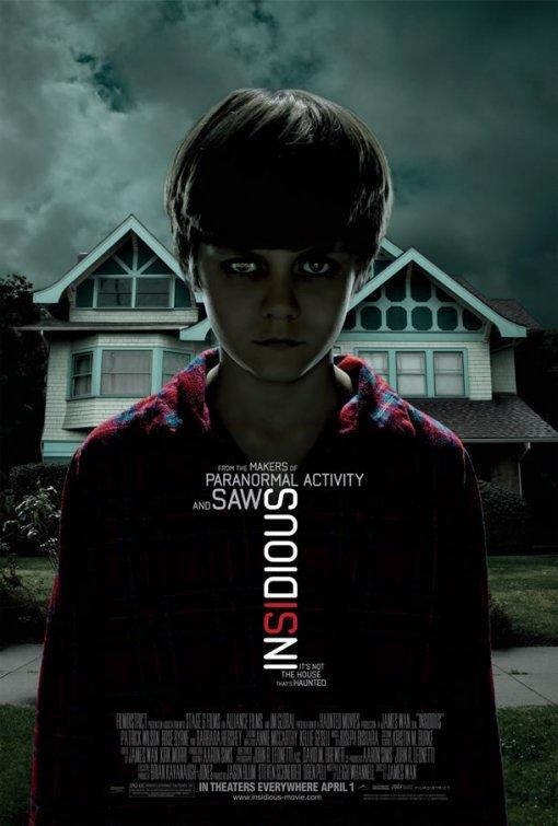 ¿Te gustan las Películas de miedo? Recopilación de películas de miedo! Insidious-733811348-large
