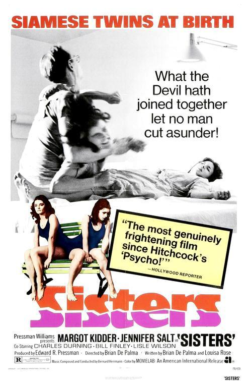 Brian De Palma y la gramática de Hitchcock Sisters-592475566-large