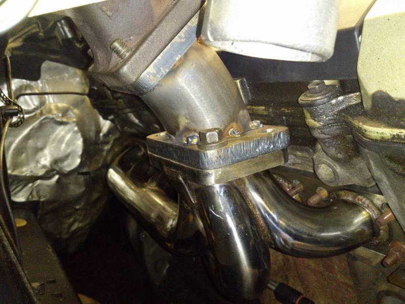 Grey - BMW E34 520 M50B25 Turbokombi. G-tech med film, sidan 5! Grenroradapterturbo