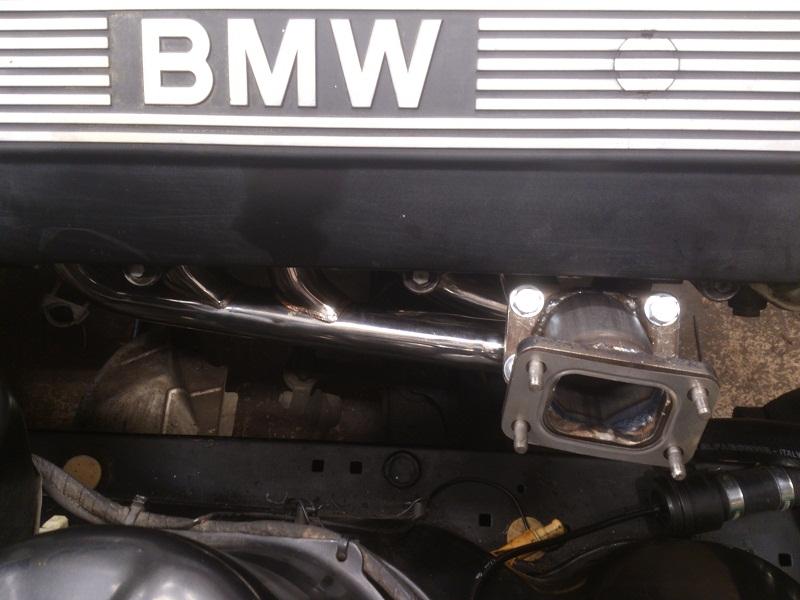 Grey - BMW E34 520 M50B25 Turbokombi. G-tech med film, sidan 5! - Sida 2 Motoradapter