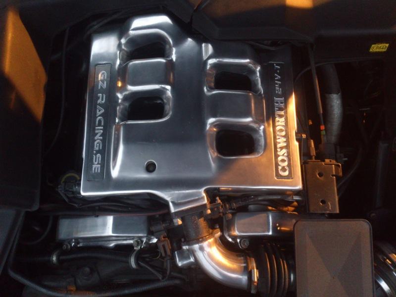 Grey - Ford P100 2.9t (Film, sid 7!) Cossiemotor