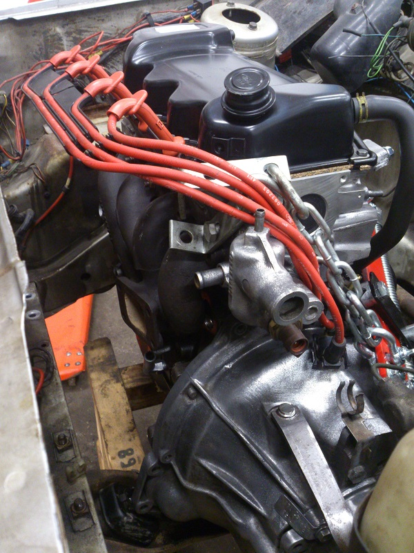 "Grey - Ford Fiesta -82 ""FIA"" going RS-Turbo. G-tech sid 10. - Sida 3 Motorbyte"