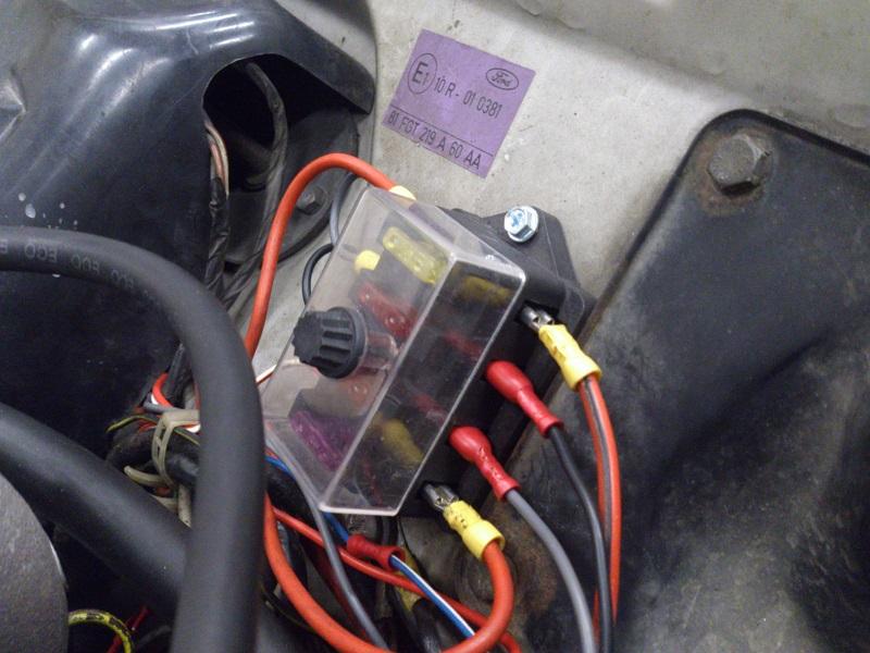 """Grey - Ford Fiesta -82 """"FIA"""" going RS-Turbo. G-tech sid 10. - Sida 3 Fuse"""