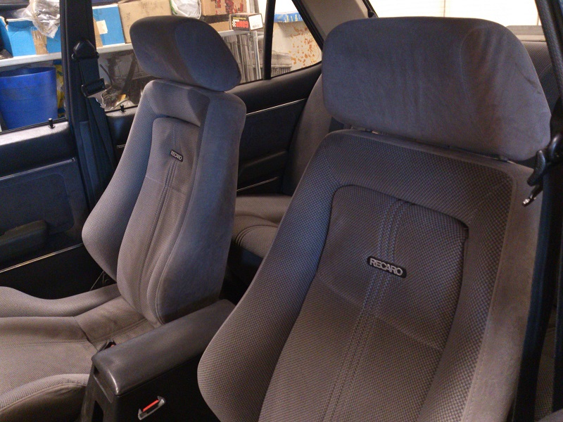 "Grey - Ford Granada ""Dunderklumpen"" (Ny Turbo!) - Sida 6 Recaro"