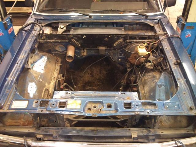 """Grey - Ford Granada """"Dunderklumpen"""" (Ny Turbo!) - Sida 2 Smutsigt"""