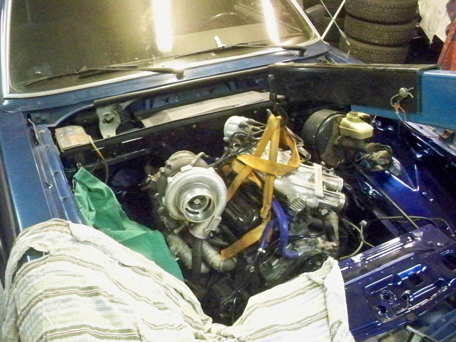 """Grey - Ford Granada """"Dunderklumpen"""" (Ny Turbo!) - Sida 2 Dunderklumpen"""