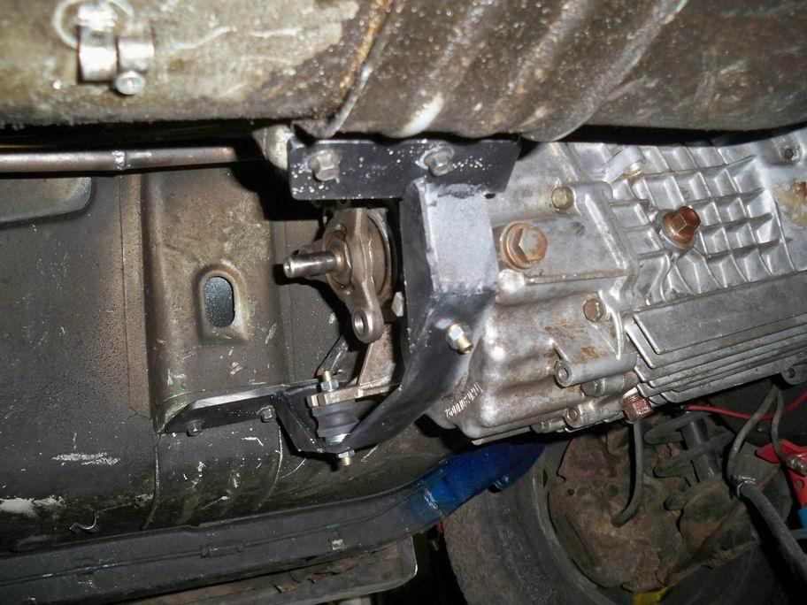 "Grey - Ford Granada ""Dunderklumpen"" (Ny Turbo!) - Sida 2 Getrag260"