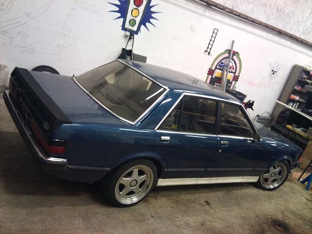 """Grey - Ford Granada """"Dunderklumpen"""" (Ny Turbo!) - Sida 4 Ozfutura"""