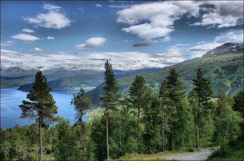 Роскошные пейзажи Норвегии - Страница 4 563240
