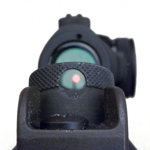 Monter un Micro Aimpoint sur un HK MP5 MBbCNShLZR