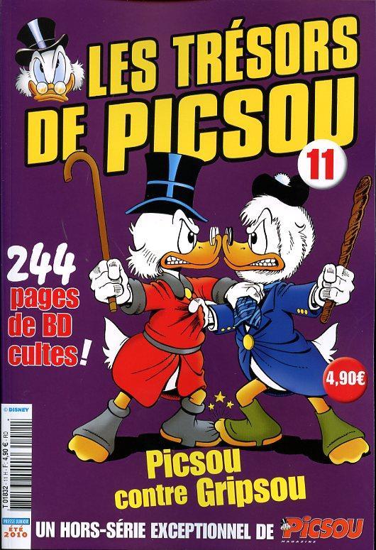 [Presse] Les Trésors de Picsou - Page 2 1279023991