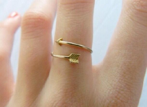 خوآأتــــم  للملكــــــــــآت - صفحة 2 Byo4nc-l-610x610-jewels-ring-arrow