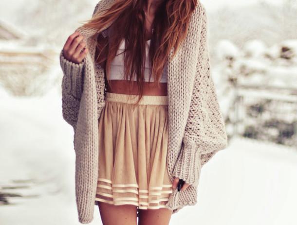 Imbracaminte[2] - Page 25 Ru17z0-l-610x610-skirt-beige-striped-striped-skirt-skater-skirt-beige-skirt-sweater-blouse-tank-top-top-t-shirt-tumblr-dress-winter-autumn-jacket-creamy-oversized-sweater-long-hair-crop-top-oversiz
