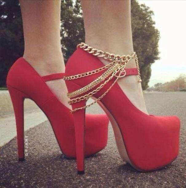 كولكشن أحذية بكعب عالي  أروع ما يكون  X1ra4k-l-610x610-shoes-jewels-gold-chain-heels-red-gorgeous-swag-dope-fashion-red-heels