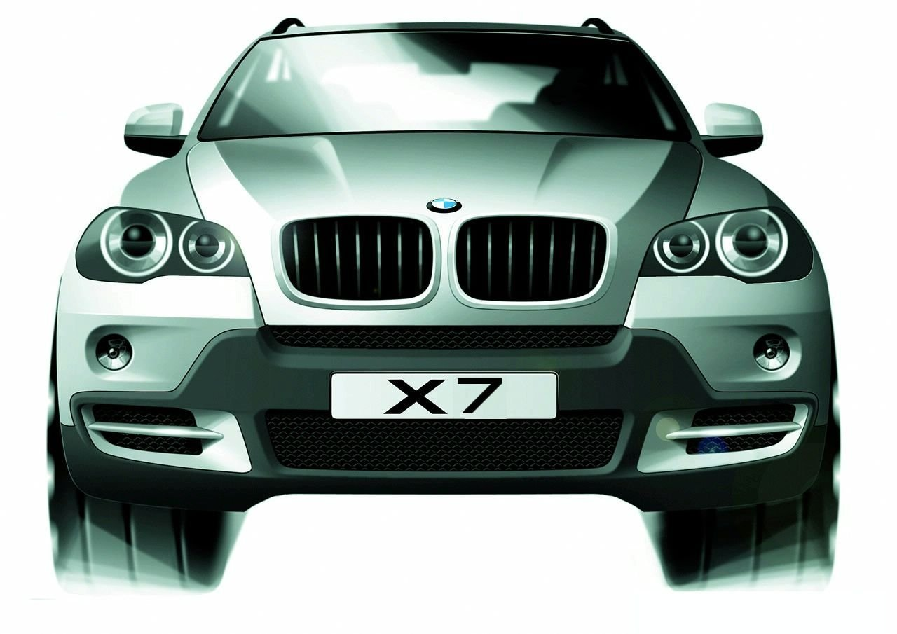 2017 - [BMW] X7 [G07] 2014-bmw-x7_1280x0w