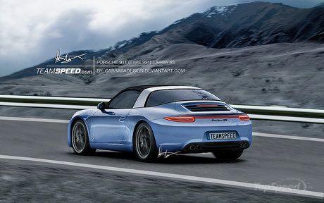 Porsche 991 : rumeurs de retour au VRAI Targa Porsche-911-targa-4s_460x0w