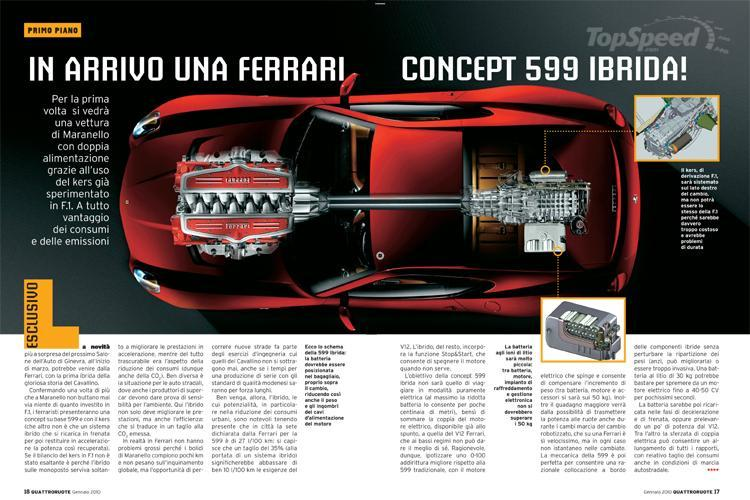 2019 - [Ferrari] SF90 Stradale Ferrari-599-hybrid-aw
