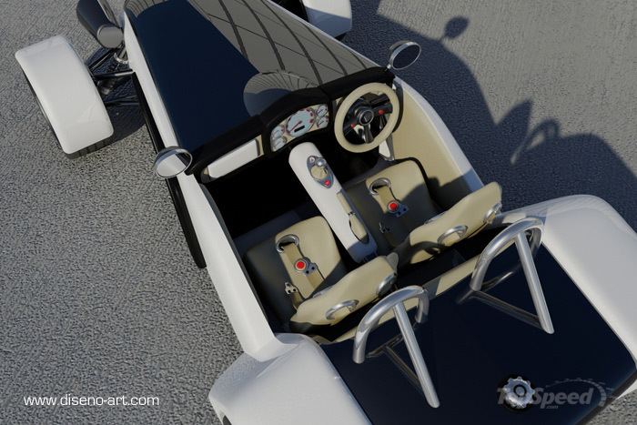 Lotus New 7 Concept  2011 2011-lotus-new-7-concept-4w