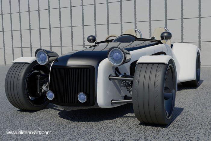 Lotus New 7 Concept  2011 2011-lotus-new-7-concept-6w