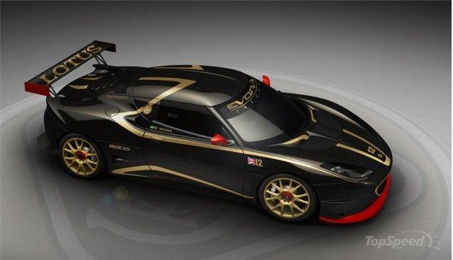 Lotus Evora Enduro GT Concept 2011 Lotus-evora-enduro-g-5w