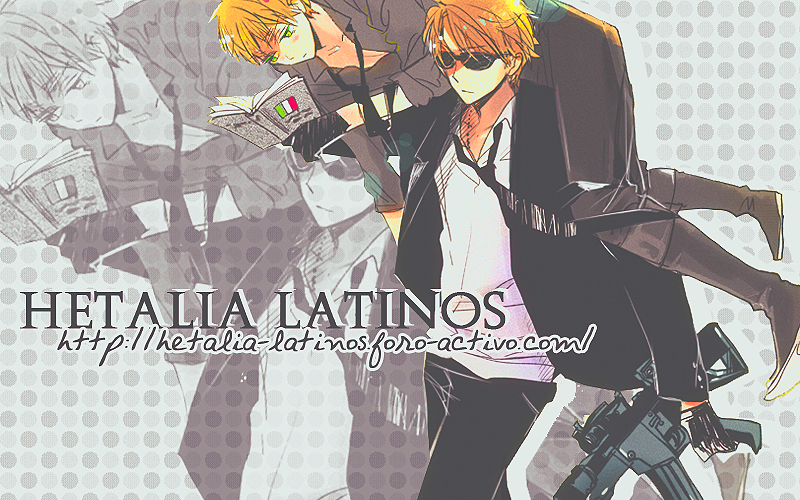 Hetalia  Latinos