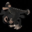El planeta Pankehua y sus criaturas FrTCachasauriVoS