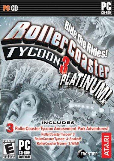 اكبر مكتبة العاب ( 2010 ) على منتدانا وبس منتديات  دريم سات Rollercoaster-tycoon-3-platinum