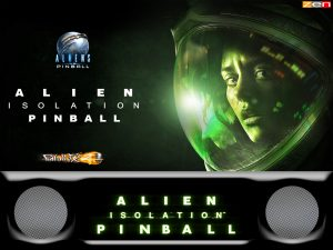 Pack Multimédia Pinball FX2 pour PinballX Alien_Isolation-300x225