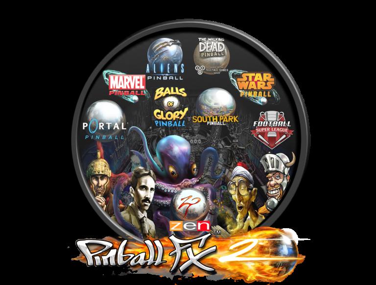 Pack Multimédia Pinball FX2 pour PinballX PinballFXSistemMDocklet-768x582