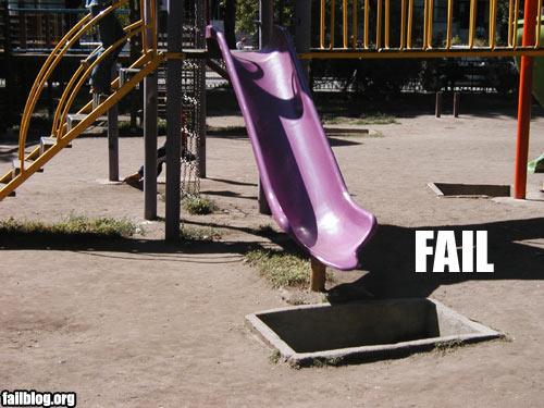 Pics engraçadas. - Página 2 Fail-owned-playground-fail