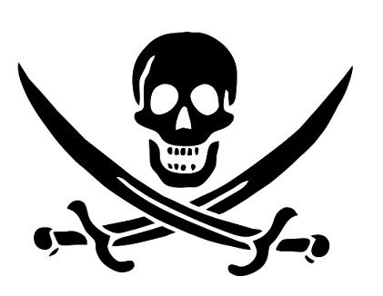 UE vai ter plano de ataque à pirataria Piratas